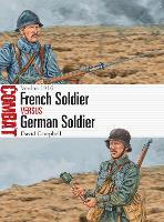 French Soldier vs German Soldier: Verdun 1916 - Combat (Paperback)