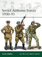 Soviet Airborne Forces 1930-91 - Elite (Paperback)