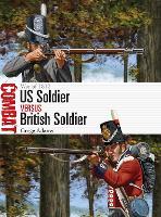 US Soldier vs British Soldier: War of 1812 - Combat (Paperback)