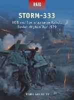 Storm-333: KGB and Spetsnaz seize Kabul, Soviet-Afghan War 1979 - Raid (Paperback)