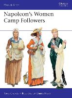 Napoleon's Women Camp Followers - Men-at-Arms (Paperback)