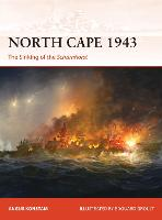 North Cape 1943: The Sinking of the Scharnhorst - Campaign (Paperback)