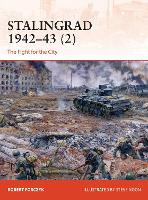 Stalingrad 1942-43 (2): The Fight for the City - Campaign (Paperback)