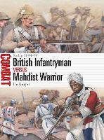 British Infantryman vs Mahdist Warrior: Sudan 1884-98 - Combat (Paperback)