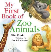 My First Book of Zoo Animals (Hardback)