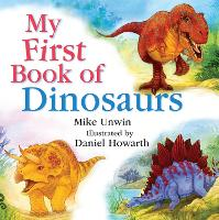 My First Book of Dinosaurs (Hardback)