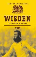 Wisden Cricketers' Almanack 2015 (Hardback)