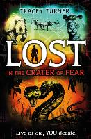Lost... In the Crater of Fear (Paperback)