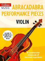 Abracadabra Performance Pieces - Violin - Abracadabra Strings