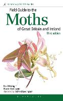 Field Guide to the Moths of Great Britain and Ireland: Third Edition - Field Guides (Hardback)