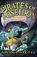 Pirates of Poseidon: An Ancient Greek Mystery - Flashbacks (Paperback)