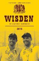 Wisden Cricketers' Almanack 2019 (Hardback)