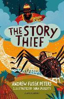 The Story Thief: A Bloomsbury Reader - Bloomsbury Readers (Paperback)