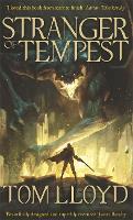 Stranger of Tempest: Book One of The God Fragments (Hardback)
