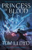 Princess of Blood: Book Two of The God Fragments - God Fragments (Paperback)