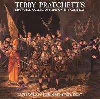 Terry Pratchett's Discworld Collectors' Edition Calendar 2018