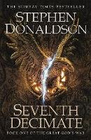 Seventh Decimate: The Great God's War Book One - Great God's War (Paperback)