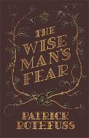 The Wise Man's Fear: The Kingkiller Chronicle: Book 2 - Kingkiller Chronicle (Hardback)
