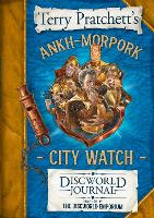 The Ankh-Morpork City Watch Discworld Journal (Hardback)