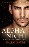 Alpha Night: Book 4 - The Psy-Changeling Trinity Series (Paperback)