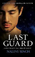 Last Guard: Book 5 - The Psy-Changeling Trinity Series (Hardback)