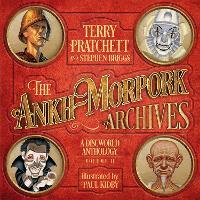 The Ankh-Morpork Archives: Volume Two (Hardback)