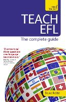 Teach English as a Foreign Language: Teach Yourself (New Edition): Book (Paperback)