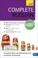 Complete Russian Beginner to Intermediate Course (Paperback)