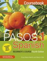 Pasos 1: Spanish Beginner's Course: Support Book (Paperback)