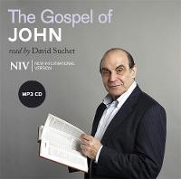 NIV Gospel of John (CD-Audio)