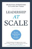 Leadership At Scale: Better leadership, better results (Paperback)