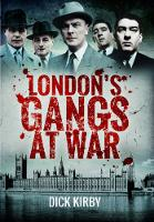 London's Gangs at War (Paperback)