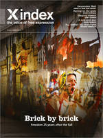 Brick by brick: Freedoms 25 years after the Wall - Index on Censorship (Paperback)