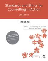 Standards and Ethics for Counselling in Action - Counselling in Action Series