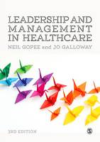 Leadership and Management in Healthcare (Hardback)