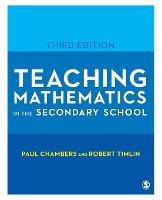 Teaching Mathematics in the Secondary School - Developing as a Reflective Secondary Teacher (Paperback)