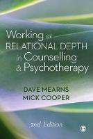 Working at Relational Depth in Counselling and Psychotherapy (Hardback)