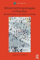 World Anthropologies in Practice: Situated Perspectives, Global Knowledge - ASA Monographs (Paperback)