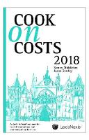 Cook on Costs 2018 (Paperback)