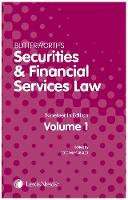 Butterworths Securities and Financial Services Law Handbook