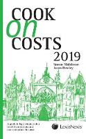 Cook on Costs 2019 (Paperback)