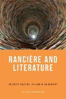 Ranciere and Literature (Paperback)