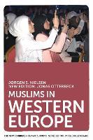 Muslims in Western Europe - New Edinburgh Islamic Surveys (Paperback)