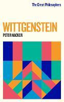 The Great Philosophers: Wittgenstein - GREAT PHILOSOPHERS (Paperback)