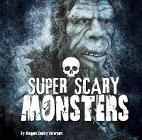 Super Scary Monsters - Super Scary Stuff (Hardback)