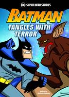 Batman Tangles with Terror - DC Super Hero Stories (Paperback)