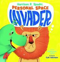Harrison Spader, Personal Space Invader - Little Boost (Paperback)
