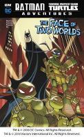 Batman / Teenage Mutant Ninja Turtles Adventures Pack A of 6 - Batman / Teenage Mutant Ninja Turtles Adventures