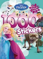 Disney Frozen 1000 Stickers - 1000 Stickers (Paperback)