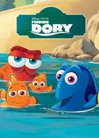Disney Pixar Finding Dory (Hardback)